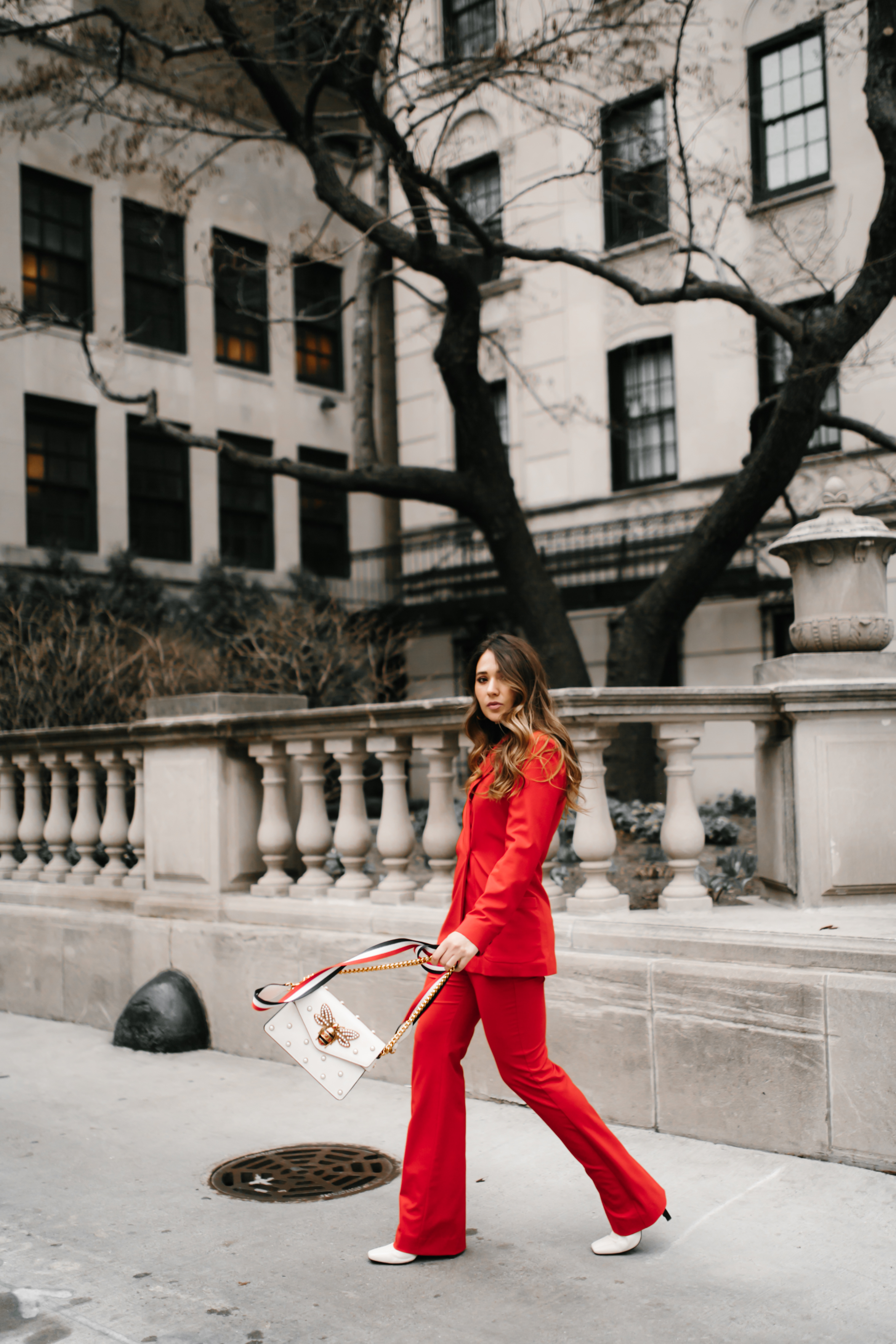 chic-red-suit-gigi-hadid-inspo